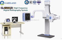 500mA Xray Digital X-ray equipment Radiology X ray Machine with Flat Panel Detector