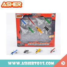 Wholesale Funny Diecast Super Flying Model Airplanes