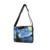 Shockproof Customized Neoprene Sleeve Laptop Shoulder Tote Bag With Pockets