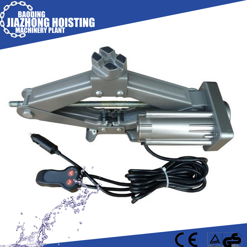 2T Cheap Economic Electric Car Jack from Huaxin Hoisting