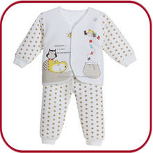 winter quality skin cared organic cotton baby clothings PGGD-0549