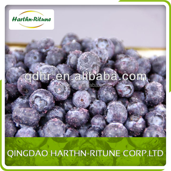 New Crop Frozen blueberry