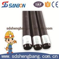 Advanced equipment produced 4 layers 6 inch pump rubber hose