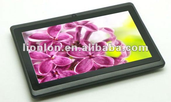 hot sale allwinner a13 7 inch mid google android tablet pc manual