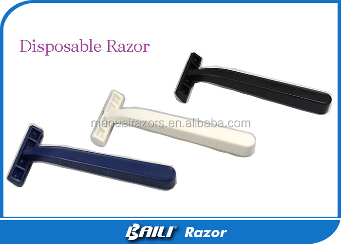 Plastic Handle Medical Shaver For Disposable Shaving Razor
