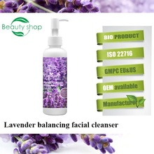 Lavender <strong>Natural</strong> moisturizing Facial Cleansing Foam