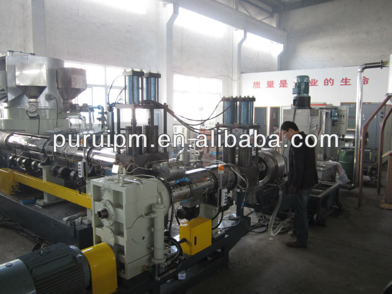 abs plastic cutting machines/abs pellets extruder