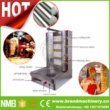 Kitchen food grade shawarma slicer, kebab machine motor, stainless steel grill