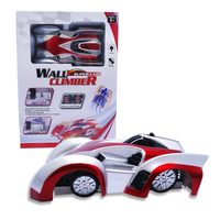 Newest rc mini wall climbing cars kids rc car electric