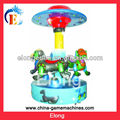 2013 Robot dog carousel ,mini amusement park ride