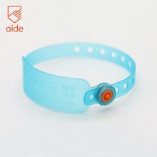 e591cc515a5a Ayudante de agua al aire libre resistente al reutilizable TPE pulsera  pulseras de identificación para piscina