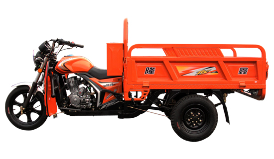 Loncin 125cc/150cc/200cc adult diesel cargo 3 wheeler/three wheel motorcycle