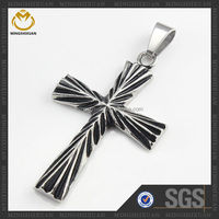 New Design 2015 fashion stainless steel casting design your own pendant