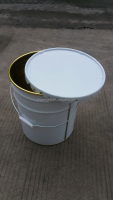 5 us gallon metal/steel paint bucket/pail/drum