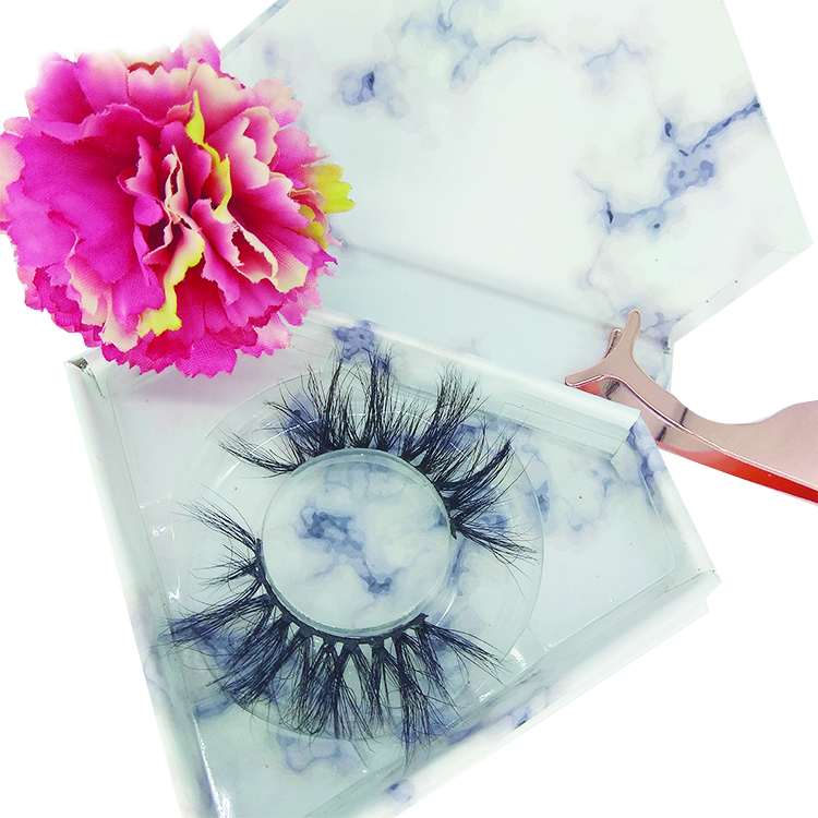 Bestseller Free Sample or Free Shipping 3D Eyelashes Mink with Custom Eyelash Packaging Box