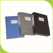 Plastica pp file di documento cartella di file pp box