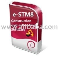 e-STM8 Construction estimating software