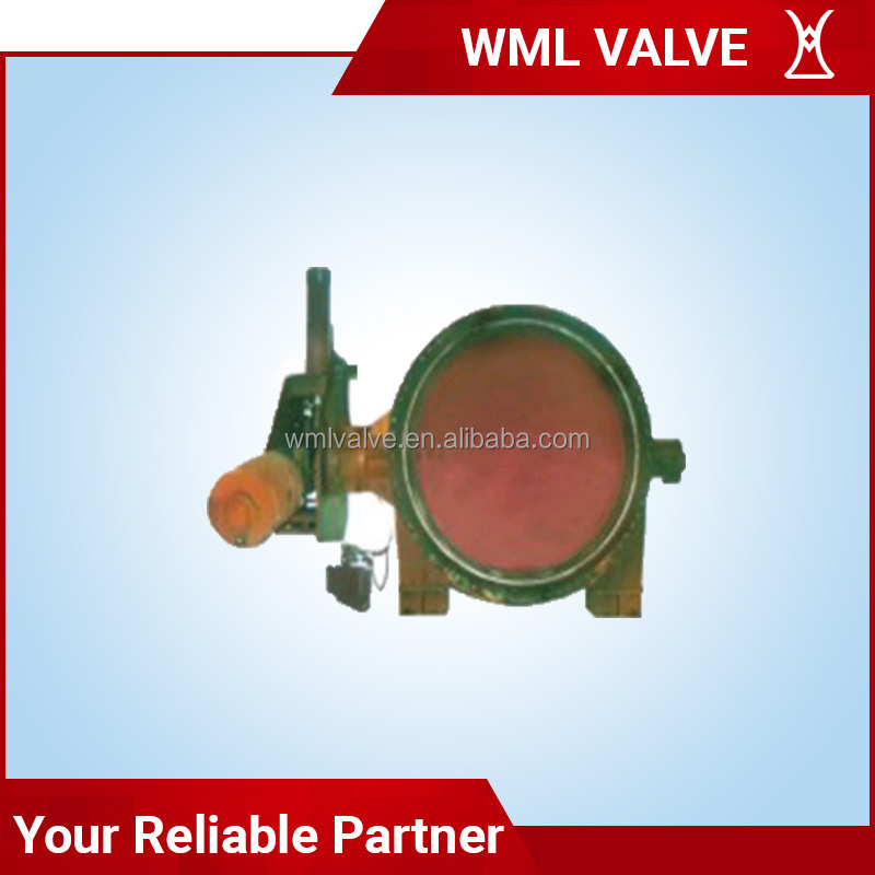 Hydraulic Control Check Butterfly Valve for Water Works and Power Station DTHD7413X