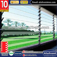 Top Quality Aluminum Window Louver Frame