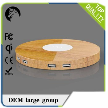 qi multiport universal wireless phone charging pad for phones charger