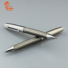 Promotional gift items metal ball pen steel wire pen