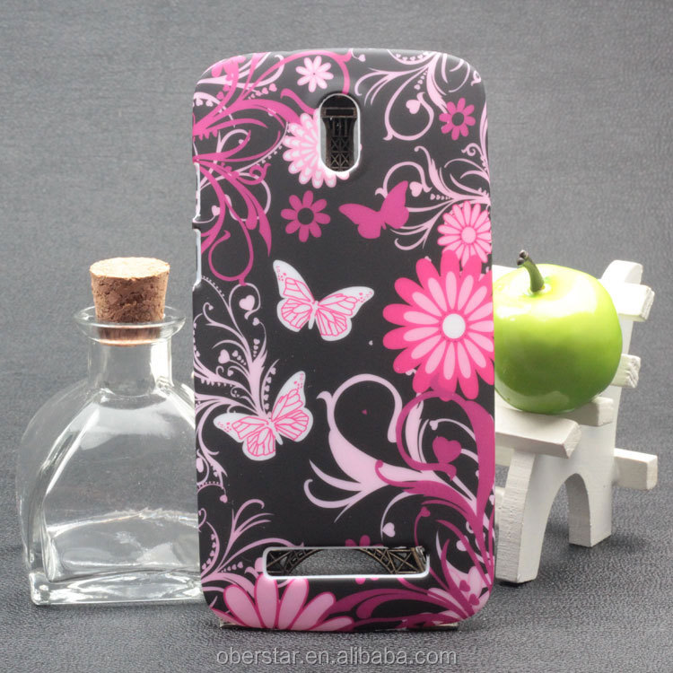 For HTC Desire 500 506e 509d Color Printing PC Mobile Phone Case Hard Cover