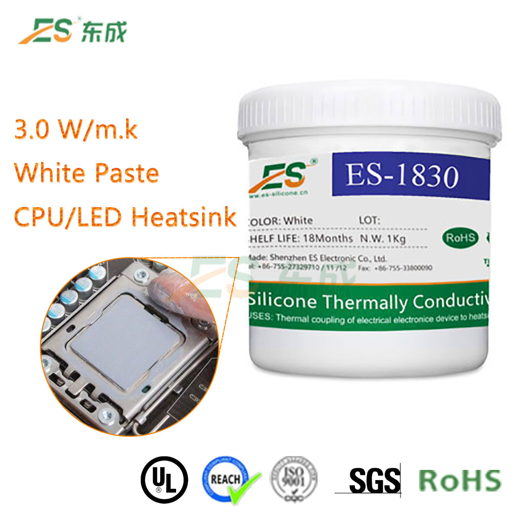 China Golden Manufacturer ES SIlicone Thermal Conductive Sealant Grease