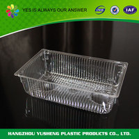 Best selling products ps plastic tomato tray