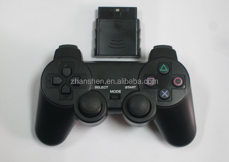 Wireless Game 2.4gHz Controller for Playstation 2 Joystick