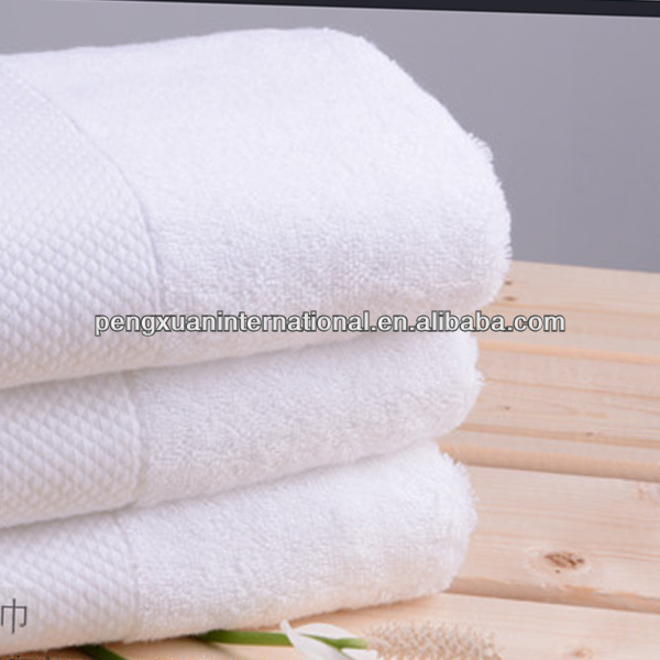 Good Absorb Water Elastic Palm Tree Bath Towels