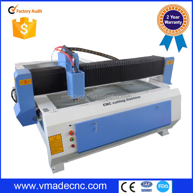 1mm-5mm thickness Carbon Steel / Steel / Stainless Steel cnc plasma cutting machine mainly for letter in advertising
