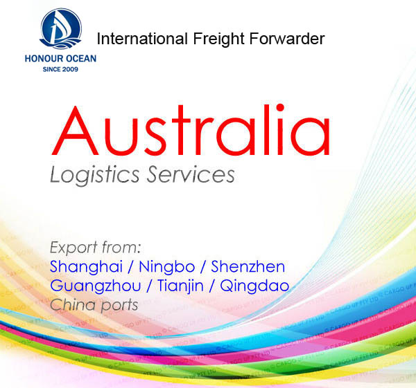Cheap container house shipping air freight from China to Australia logistics companies air freight forwarding agents