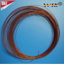 Copper wire for water ,electricity meter seal and pure lead seal WSK-MS05F