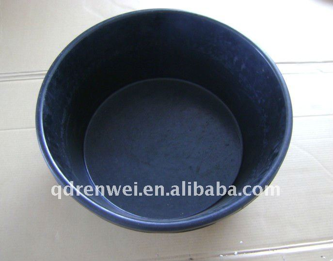 horse feeder,rubber bucket,recycled rubber pan