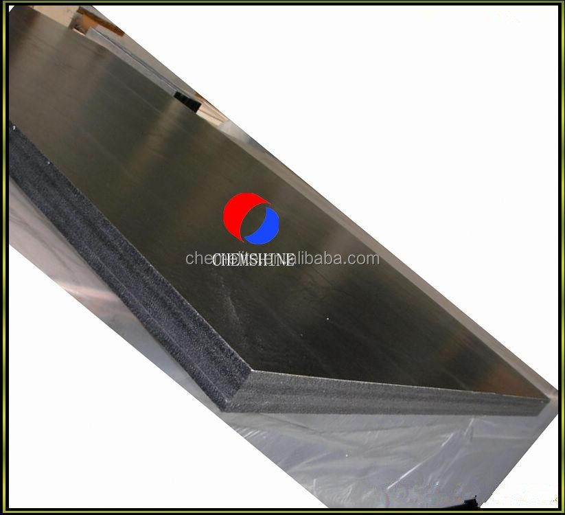 Rigid Carbon Fiber Insulation Felt Board with Graphite Foil