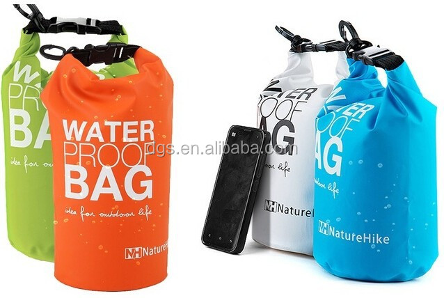 2L 5L Portable Lightweight Outdoor Sport Camping Hiking Skiing Dry Waterproof Bag Water Resistant Bags