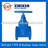 Ring Stem Resilient Seat Gate Valve