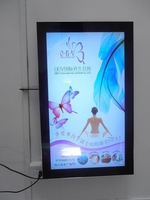"Monitor touch screen Advertising indoor computer Intel i7 32"" inch PC all in one easy assembly"