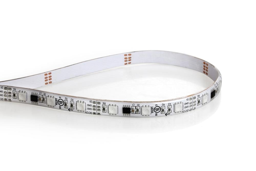 Custom SMD 5050 24V Addressable Ultra Thin LED Strip