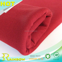 Colorful Cotton Polyester Lycra Fabric for Lady Trousers with SGS