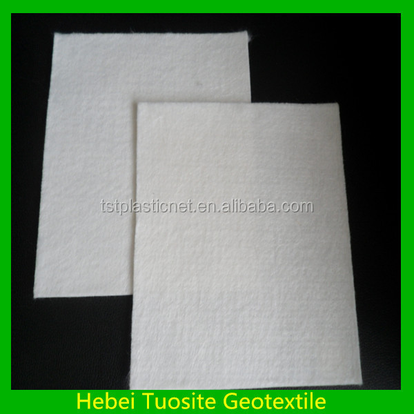 PP Non woven Geotextile price for highway/railway ( Nonwoven fabric) 200g/m2