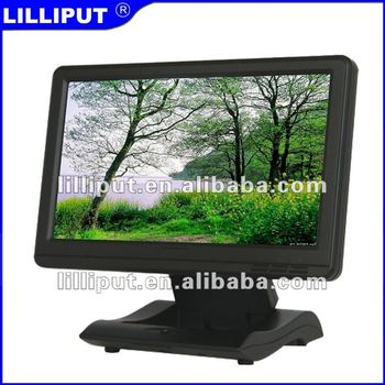 Lilliput 10.1 Inch LCD Desktop Touch Monitor as A Extend Displays