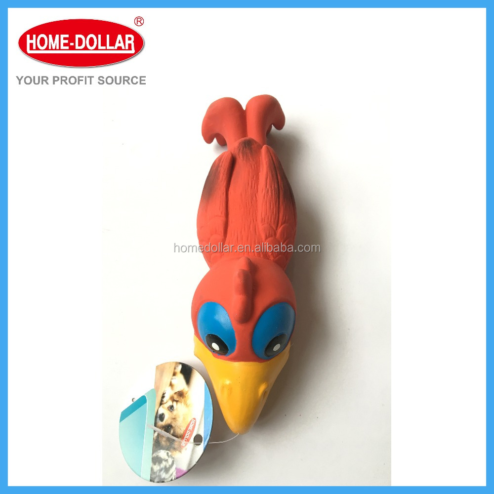 Pet Accessory,Latex Bird Toy for Pet Supply,Dog Toy