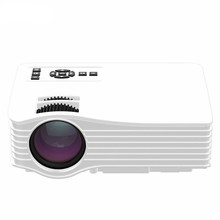 UC36 Mini Projector Max 130inch Portable LED Projector with HDMI USB Proyector Home Theater Beame