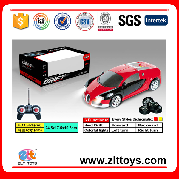 Hot sale best quality new style plastic remote control car toys for kids