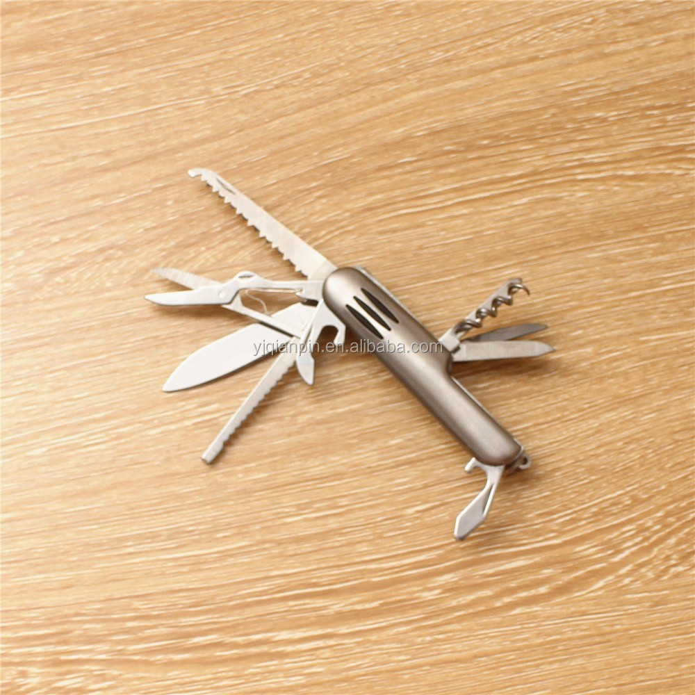 Cheap Gift Tool Multi Function Keychain Stainless Steel 420 Multi Tool