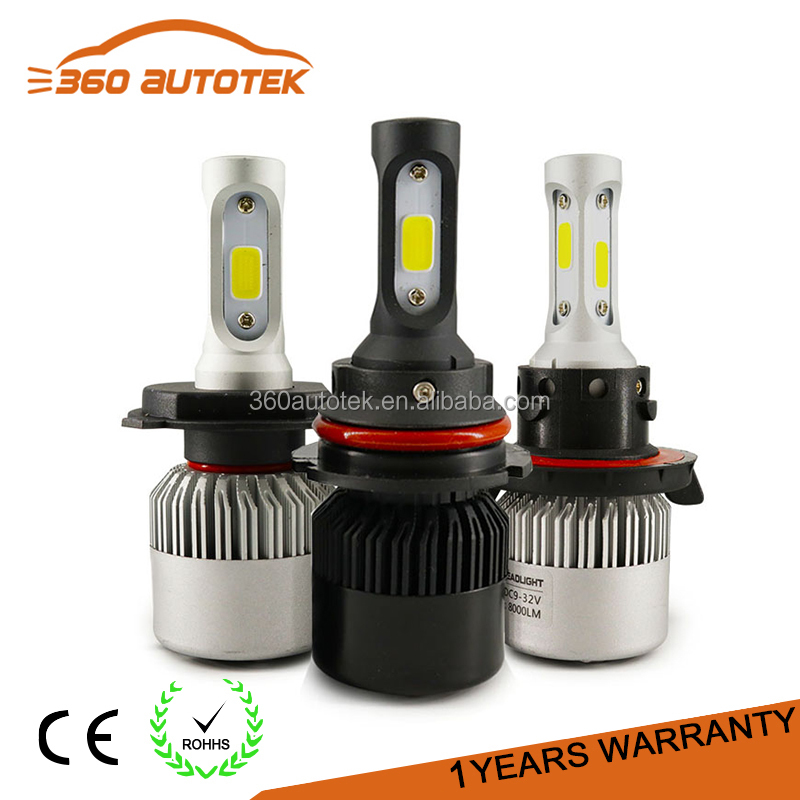 Popular type wholesale H8 h9 h11 8000 lumen 80w vw polo projector headlight