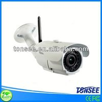 2 Megapixel IP CCTV Camera with POE&Wi-Fi optional usb camera module