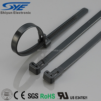 New Promotion Cheap Price nylon cable ties natural for sale