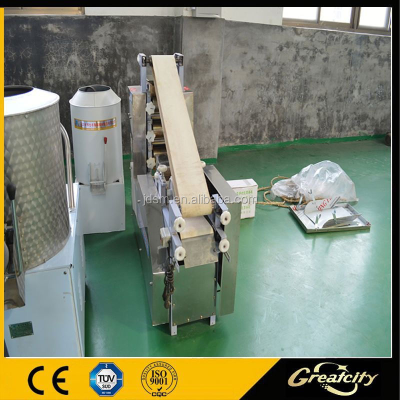 Automatic Electric Pho Rice Cold Noodle Making Machine